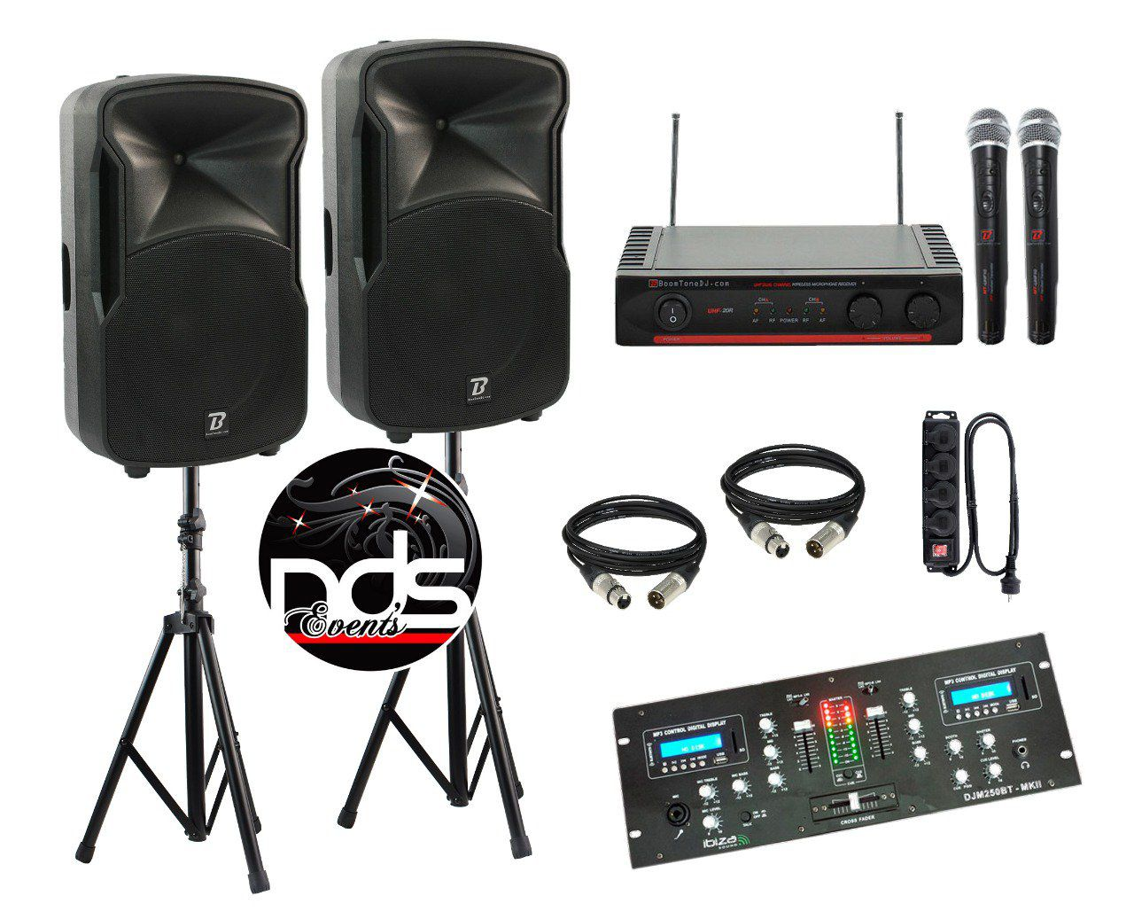Kit sonorisation complet - Deejay